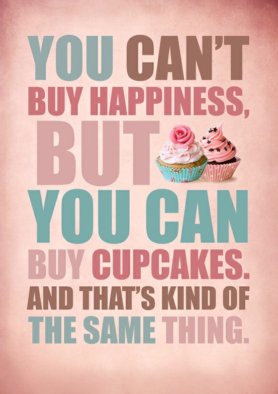 Cupcakes = Happiness!